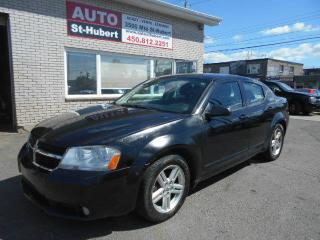 Used 2010 Dodge Avenger Berline 4 portes SXT for sale in Saint-hubert, QC