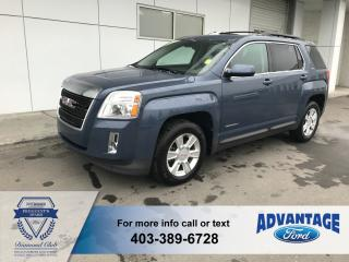Used 2012 GMC Terrain SLE-2 for sale in Calgary, AB