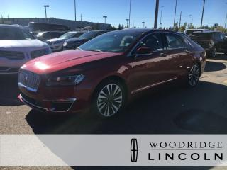New 2018 Lincoln MKZ Reserve for sale in Calgary, AB