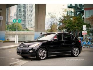Used 2013 Infiniti EX37 - for sale in Burnaby, BC