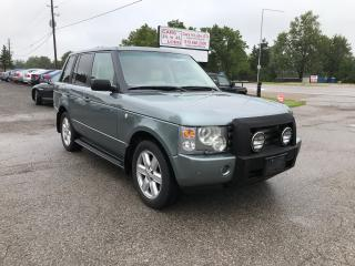 Used 2003 Land Rover Range Rover HSE for sale in Komoka, ON