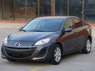 Used 2011 Mazda MAZDA3 GT for sale in Mississauga, ON