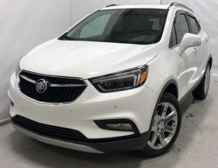 Used 2017 Buick Encore Awd Prenium Gps Cuir for sale in Laval, QC