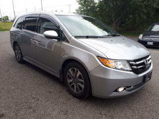 Used 2016 Honda Odyssey Touring Elite for sale in Stittsville, ON