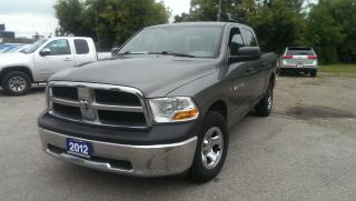 Used 2012 Dodge Ram 1500 ST for sale in Cambridge, ON