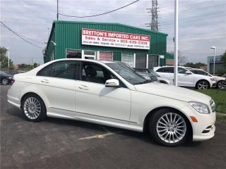 Used 2011 Mercedes-Benz C250 C 250 4Matic for sale in Burlington, ON