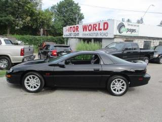 Used 2002 Chevrolet Camaro SS for sale in Scarborough, ON