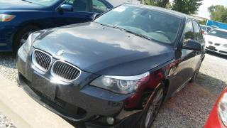 Used 2010 BMW 5 Series 535i xDrive for sale in Windsor, ON