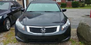Used 2009 Honda Accord EX for sale in Windsor, ON