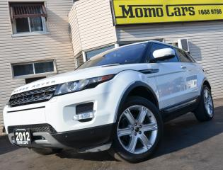 Used 2012 Land Rover Range Rover Evoque Premium! Pano Sunroof! Only $268/Bi-weekly! for sale in St. Catharines, ON