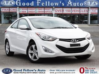 Used 2013 Hyundai Elantra Coupe Special Price Offer ...! for sale in Toronto, ON