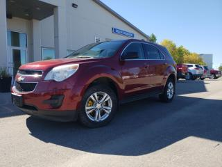 Used 2010 Chevrolet Equinox LS for sale in Selkirk, MB