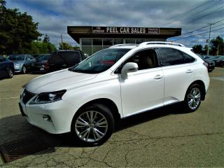 Used 2014 Lexus RX 350 RX350 |F SPORT|3.5L FUEL EFFICIENT| for sale in Mississauga, ON