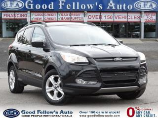Used 2014 Ford Escape SE MODEL, 4WD, REARVIEW CAMERA, 1.6 ECOBOOST for sale in Toronto, ON