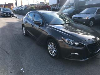 Used 2014 Mazda MAZDA3 GS-SKY nav cam bluetooth certified for sale in Toronto, ON