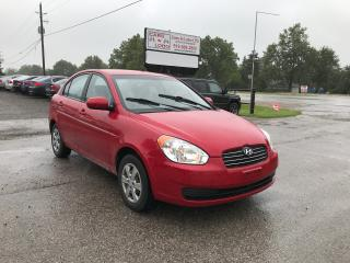 Used 2011 Hyundai Accent GL SE for sale in Komoka, ON