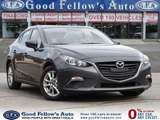 Used 2014 Mazda MAZDA3 GS MODEL, SKYACTIVE, REARVIEW CAMERA, HEATED SEATS for sale in Toronto, ON