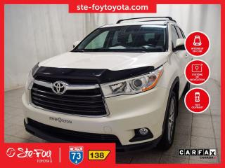 Used 2015 Toyota Highlander Xle Awd, Navigation for sale in Québec, QC