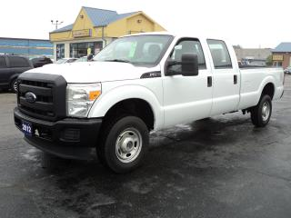 Used 2012 Ford F-250 XL CrewCab 4x4 6.2L 8ftBox for sale in Brantford, ON
