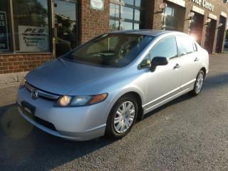 Used 2007 Honda Civic DX-G for sale in Weston, ON