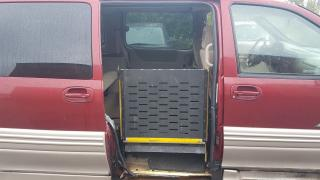 Used 2002 Pontiac Montana WHEELCHAIR ACCESS for sale in North York, ON