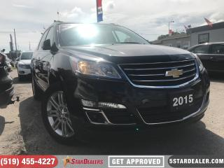 Used 2015 Chevrolet Traverse LT 1LT | AWD | HEATED SEATS | CAM for sale in London, ON