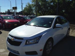 Used 2014 Chevrolet Cruze 1LT|LOW MILEAGE|BLUETOOTH|46,125 KMS for sale in Cambridge, ON