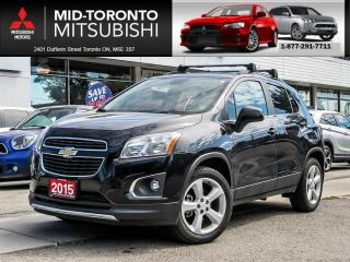 Used 2015 Chevrolet Trax LTZ AWD|Leather|Sunroof|Back Up Camera for sale in North York, ON