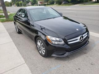 Used 2017 Mercedes-Benz C-Class 4dr Sdn C300 4MATIC for sale in Toronto, ON