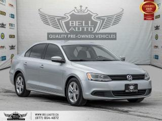 Used 2012 Volkswagen Jetta Sedan Comfortline, HEATED SEAT, POWER MIRROR, CRUISE CNTRL, ALLOY for sale in Toronto, ON