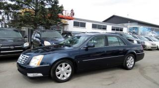 Used 2007 Cadillac DTS for sale in Calgary, AB