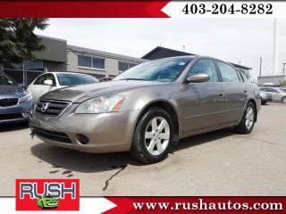 Used 2004 Nissan Altima 2.5 S for sale in Calgary, AB