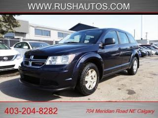 Used 2011 Dodge Journey Canada Value Pkg for sale in Calgary, AB