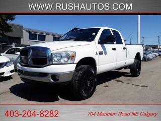 Used 2007 Dodge Ram 3500 SLT for sale in Calgary, AB