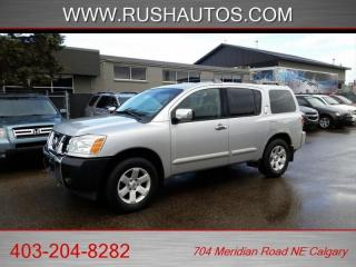 Used 2004 Nissan Pathfinder Armada SE for sale in Calgary, AB