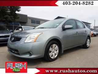 Used 2010 Nissan Sentra Base  - Automatic - Fuel Efficient - $57.50 B/W for sale in Calgary, AB