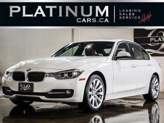 Used 2014 BMW 328 d XDrive, NAV, RED LEATHER, Premium PKG for sale in Toronto, ON