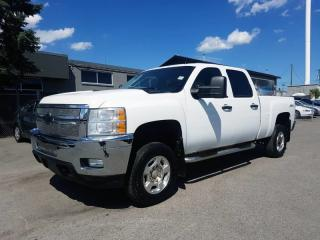 Used 2011 Chevrolet Silverado 2500 HD LT for sale in Calgary, AB