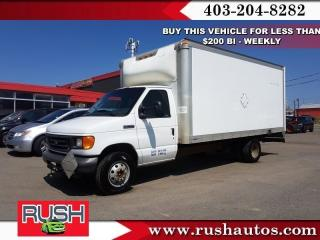 Used 2007 Ford Econoline Commercial Cutaway for sale in Calgary, AB