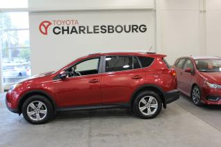 Used 2015 Toyota RAV4 Traction intégrale 4 portes XLE for sale in Québec, QC