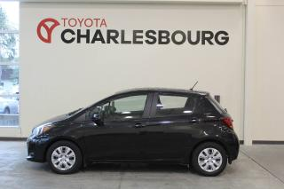 Used 2015 Toyota Yaris Hayon 5 portes, boîte manuelle, LE for sale in Québec, QC