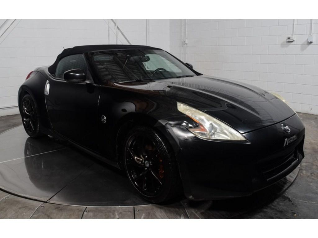 Used 2010 Nissan 370z Convertible Mags For Sale In St Constant