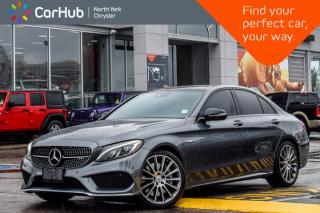 Used 2018 Mercedes-Benz C-Class AMG C43 4MATIC|Driver Asst.Pkg|Pano_Sunroof|19