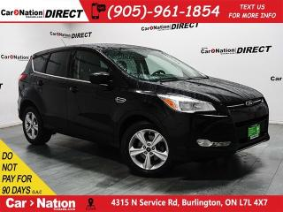 Used 2014 Ford Escape SE | BACK UP CAMERA| OPEN SUNDAYS | for sale in Burlington, ON