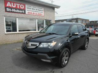 Used 2008 Acura MDX Sh Awd 7 Passagers for sale in Saint-hubert, QC