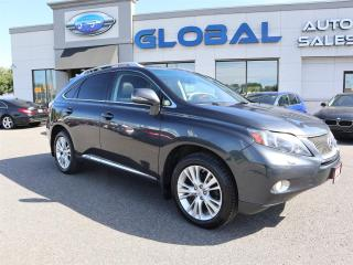 Used 2010 Lexus RX 450h AWD NAVIGATION WOOD TRIM MORE.... for sale in Ottawa, ON