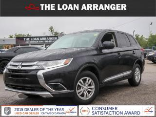 Used 2017 Mitsubishi Outlander for sale in Barrie, ON
