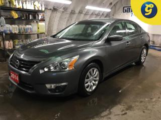 Used 2014 Nissan Altima S*PHONE CONNECT*STEERIN WHEEL CONTROLS*VOICE RECOGNITION*PUSH BUTTON IGNITION*KEYLESS ENTRY* for sale in Cambridge, ON
