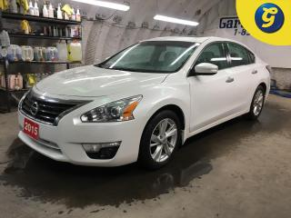 Used 2015 Nissan Altima SL*NAVIGATION*SUNROOF*LEATHER*HEATED STEERING WHEEL/FRONT HEATED SEATS*BACK UP CAMERA 360 VIEW*BLIND SPOT ASSIST*VOICE RECOGNITION*STEERIN WHEEL CONTR for sale in Cambridge, ON