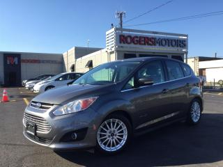Used 2014 Ford C-MAX HYBRID SEL - NAVI - LEATHER - REVERSE CAM for sale in Oakville, ON